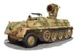 CB35212 Бронетранспортер sWS 60cm Infrared Searchlight Carrier UHU  (Bronco Models) 1/35