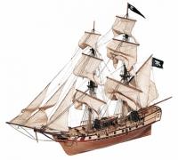 <b>Сборные модели пиратских</b> кораблей из дерева, цены - купить ...