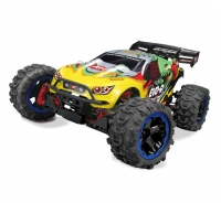 REMO HOBBY BRUSHLESS TRUGGY EVO-R 4WD 2.4G 1:8 с элементами тюнинга