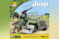 Конструктор COBI JEEP WILLYS MB