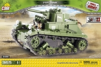 Конструктор COBI LIGHT TANK 7 TP