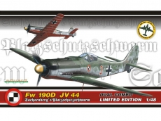 Fw 190D JV 44 Dual Combo (Limited edition), масштаб 1:48