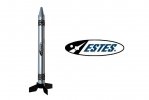 Satellite Silver Crayon Rocket Rtf
