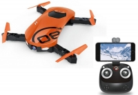 Квадрокоптер Mini Pocket Drone  (камера, передача видео по WiFi 480P, барометр)