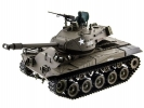 "Радиоуправляемый танк Heng Long M41 ""Walking Bulldog"" Upgrade V6.0 2.4G 1/16 RTR"