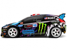 HPI Micro RS4 Ford Fiesta ST RX43 2015 KEN BLOCK 1/18