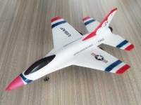 CTF F16 Thunderbirds FX-823 290мм 2.4G EPP Gyro RTF (с гироскопом)