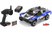 Micro Scte Brushless 4WD (синий)