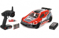 Micro Rally X Brushless 4WD (красный)