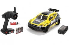 Micro Rally X Brushless 4WD (желтый)