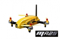 Квадрокоптер MR25 Racing Quad Combo (желтый)
