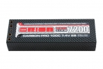 Team Orion Batteries 7.4V 7200mAh 100C LiPo Hardcase Tubes plug
