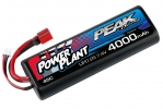 Power Plant Lipo 4000 7.4 V 45C (Black case, Deans Plug) 12AWG