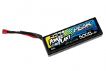 Power Plant Lipo 5000 14.8V 45C (Black case, Deans Plug) 12AWG