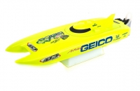 Катамаран ProBoat Miss Geico 17 Brushed RTR