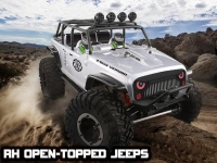 Remo Hobby Open-Topped Jeeps 4WD 2.4G 1/10 RTR