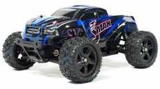 Remo Hobby SMAX Brushless 4WD 2.4G 1/16 RTR + Li-Po и З/У