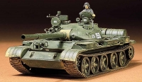 Russian T-62A Tank, масштаб 1:35