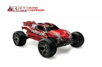 Rustler VXL Brushless 2WD 1/10 RTR + NEW Fast Charger TSM
