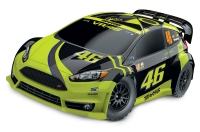 TRAXXAS Rally Ford Fiesta ST 1/10 4WD VR46