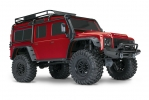 TRAXXAS TRX-4 1/10 4WD Scale and Trail Crawler RED