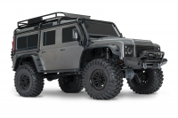 TRAXXAS TRX-4 1/10 4WD Scale and Trail Crawler GRAY