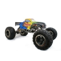 Longer Off-Road Crawler Truck HSP электро Climber 4WD 1:8 2.4Ghz