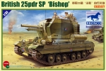 "Valentine SPG ""Bishop"", масштаб 1:35"