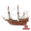 Golden Hind масштаб 1:55