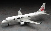 J-air Embraer 170, масштаб 1:144