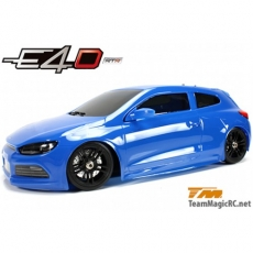 Team Magic E4D VW Scirocco Drift 1:10 2.4G