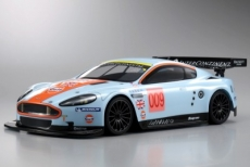 On-road car Kyosho Put GP Fazer Aston Martin DBR9 2008 ДВС 1:10 2.4GHz