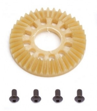 FT Front Solid Axle Differential Ring Gear