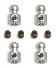 Roll Bar Pivot, aluminum, with #6951 set screw