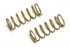 Micro Shock Spring, gold 12.0 lb. hard