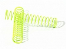 Пружины Spring 14X80X1.1 17 Coils (YELLOW/2 PCS)