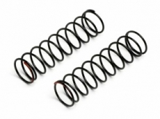 Shock Spring 13x57x1.1mm 10coils (3.6lb, Red)