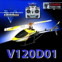 Walkera V120D01 3-Axis 2.4Ghz