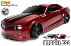 Team Magic E4D Chevrolet Camaro Drift Brushless 1:10 2.4G