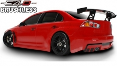 Team Magic E4D Mitsubishi Evolution X Brushless 2.4G 1/10