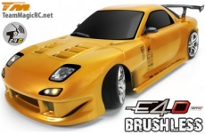 Team Magic E4D RX7 Drift Brushless 1:10 2.4G