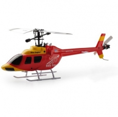 Nine Eagles Bell 206 328A 2.4Ghz RTF Red