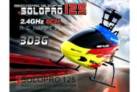 Nine Eagles Solo Pro 125 2.4GHz RTF (red-yellow)