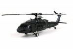 Nine Eagles Solo Pro 319 Sikorsky UH-60 2.4GHz RTF (черный)