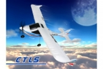 Nine Eagles Ctls 2.4GHz RTF (blue-white)