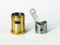 18-2202B Piston/Sleeve/Conrod