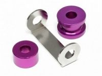 Проставки комплект Spacer SET FOR Fueilie Engine (purple)
