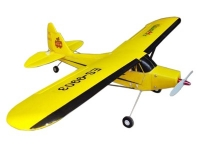 Easy-Sky Piper J3 Cub 2.4GHz RTF (желтый)