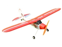 Easy-Sky Piper J3 Cub 2.4GHz RTF (красный)