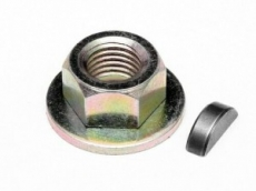 Flywheel Lock Nut M7 And Key Set